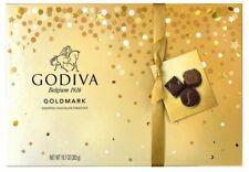 NEW GODIVA BELGIUM 1926 GOLDMARK ASSORTED CHOCOLATES CREATIONS BOX 10.7 OZ