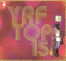 YRF TOP 15 HIT SONGS - BRAND NEW MUSIC CD - FREE UK POST