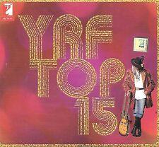 YRF TOP 15 HIT SONGS - BRAND NEW MUSIC CD - FREE UK POST