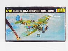 Lot 17522 | HELLER 270 Gloucester Gladiateur Mk I 1:72 ungebaut dans neuf dans sa boîte M. lagersp.