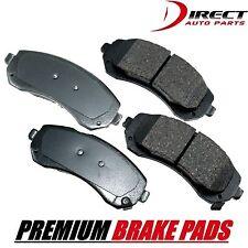 FRONT BRAKE PADS For Buick Rendezvous Chevy Venture Pontiac Aztek Premium