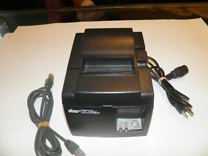 Star Micronics TSP100 143LAN POS Thermal Receipt Printer - ETHERNET w cords