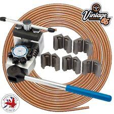 Brake Pipe Line Flaring Tool Kit Turret 4.75mm 3/16