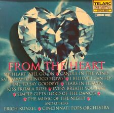 Various Artists : From The Heart CD New