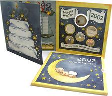 Norvegia 36,50 corone 2002 KMS BABY throughput in folder