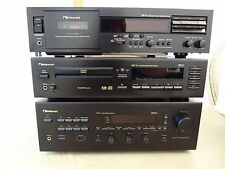 Nakamichi AV 8 5.1 Channel 700 Watt Receiver In Excellent Condition