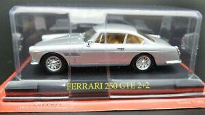 MODELLINI FERRARI COLLECTION SCALA 1/43 DIECAST IXO 250 GTE EDICOLA MODELLISMO