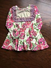 Girls Size 7/8 Tunic Top From Cheeky Plum Never Worn Without Tags