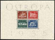 Germany Stamp - Ostropa 1935 Stamp - NH