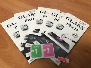 3/5 pz pellicola protettiva vetro temperato 9H iPhone 7 8 X XS 7+ 8+
