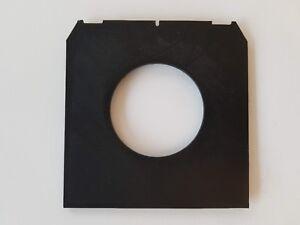 Lens Board for Linhof Master Technika 4x5 Ilex #3 center hole