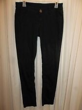 CITY STREETS Black Skinny Jeans Junior  Women's  Denim  Jeans Size 9 Stretch