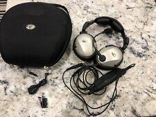 Lighspeed Zulu 2 Anr Bluetooth Aviation Com Headset