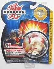 Bakugan DRAGONOID WHITE PYRUS Battle Brawlers B2 Bakupearl RARE Sealed New MISP