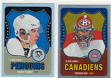 OPC O-Pee-Chee 2010-11 Complete Rainbow Set 1-600, Subban, Hall, Seguin RC