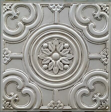 PL50 Old faux 3D embossed ceiling tiles decor panels roofing board 10tiles/lot