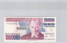 Turquie 1 000 000 Lira L1970 (1995) n° T42816279 Pick 209