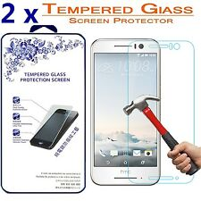 [2 Pack] For HTC One S9 Ballistics Tempered Glass Screen Protector