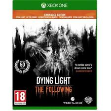 Dying Light The Following XBox One Enhanced Edition  NEW & SEALED UK PAL