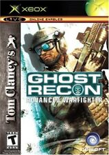 Ghost Recon Advanced War Fighter for XBox Classic (2008 , PAL)