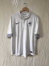 FRANCE 2012 2013 AWAY FOOTBALL SHIRT SOCCER JERSEY NIKE 449683-105