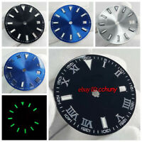 29.2mm colorful sterile watch Dial fit eta 2836/2824 2813/3804 Miyota 8215 821A