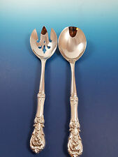 Francis I by Reed & Barton Sterling Silver Salad Set Custom Made