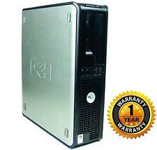 Dell Optiplex 780 PC COMPUTER DESKTOP C2D 2GB Ram 160GB HD 2.93GHZ NO OS