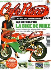 CAFE RACER 37 DUCATI NCR Mike HAILWOOD KAWASAKI W TRIUMPH Rickman YAMAHA SR 400