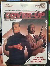 Cover-Up (DVD Movie, 2002) Dolph Lundgren, Louis Gossett Jr.