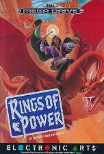 ## SEGA Mega Drive - Rings of Power / MD Spiel ##
