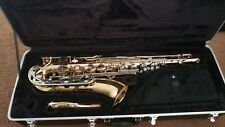 Bundy BTS-300 Tenor Saxophone w/ Case. Used(Barely used!)