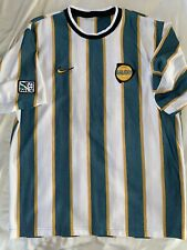 Nike MLS Rare Away 1997 Los Angeles Galaxy Jersey Mens Large
