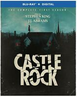 Castle Rock: The Complete First Season (Blu-ray) (Brand New)