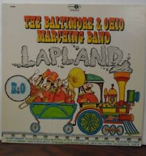 The Baltimore & Ohio Marching Band Lapland vinyl JGS 8008  062818LLE