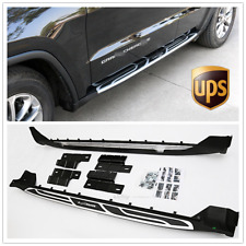 Running Board Nerf Bar Foot Side Step for fit Jeep Grand Cherokee 2011-2019