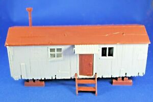 Plasticville - O-O27 - #45983 - Railroad Work Car Only - Excellent Condition