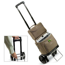 SimplyGo Oxygen Concentrator Travel Cart With Telescoping Handle