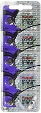 Maxell SR626SW 377 Silver Oxide Watch Battery 5 Pack