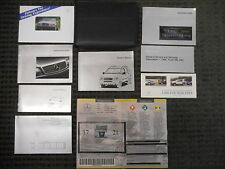 1998 Mercedes-Benz ML 320 4wd SUV owners manual set case