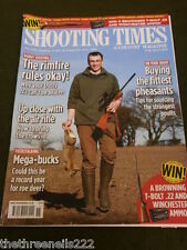 SHOOTING TIMES - UP CLOSE WITH THE AIR RIFLE - APRIL 11 2012