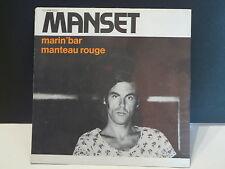 GERARD MANSET Marin' bar 2C00872232