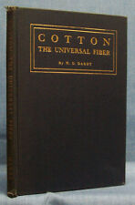 Cotton:  The Universal Fiber