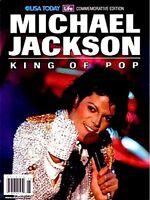 Michael Jackson Magazine USA Today Commemorative 2009 MT MJ Thriller King Of Pop