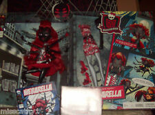 2013  San Diego Comic Con Monster High  Weberella Doll   NIB