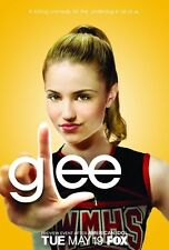 POSTER GLEE CLUB MUSICAL THE MUSIC FOX SERIE TV BIG #3