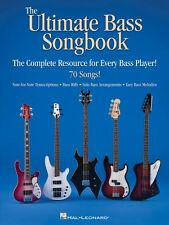 The Ultimate Bass Songbook Sheet Music The Complete Resource for Every 000701946