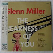 GLENN MILLER - The Nearness Of You REMASTERED JAPAN MINI LP CD NEU BVCJ-37379