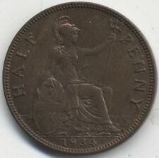 More details for 1934 george v halfpenny | pennies2pounds