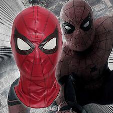 The Spider Man mask  Balaclava Cosplay  Spider-Man: Homecoming